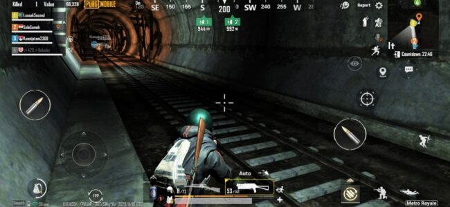 What is Metro Royale Mode in Pubg