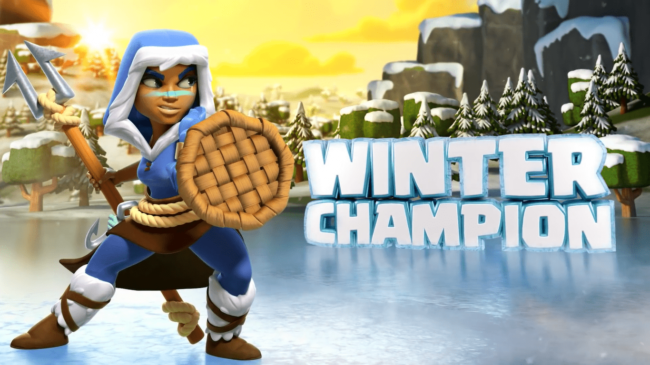 Clash Of Clans Christmas 2020 Update