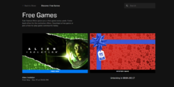 Epic Games Store Christmas Holiday 2020 Free Games List Early Leaks
