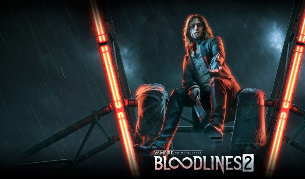 Vampire The Masquerade Bloodlines 2 upcoming games